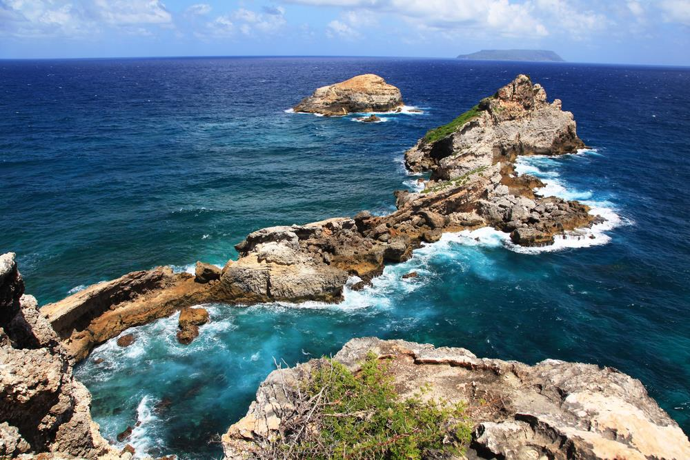 Guadeloupe - Castle Point