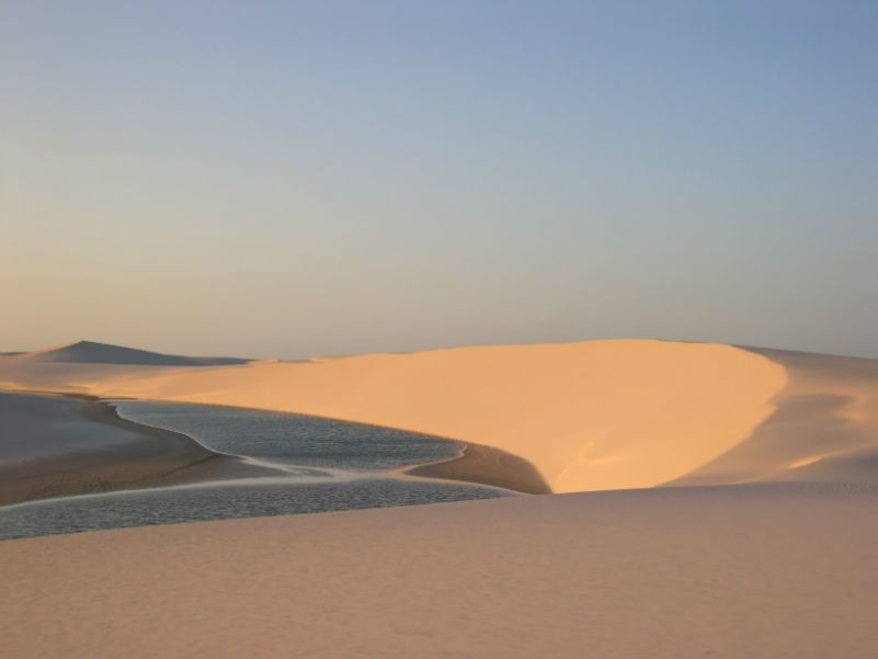 Parcul National Lencois Maranhenses