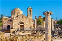 Biserica Panagia Chrysopolitissa - Paphos
