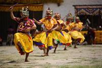 Dansatori mascati