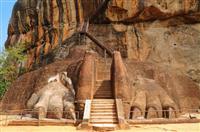 Faimoasa piatra Sigiriya