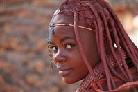 Femeie din tribul Himba