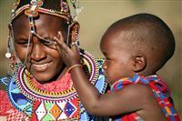 Femeie Masai