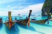 Insula Krabi - Maya Bay Beach