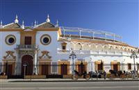 Intrarea in arena din Sevilla