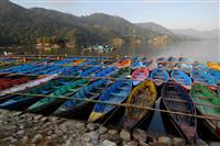 Lacul Phewa - Pokhara Nepal