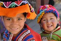 Localnici din Peru