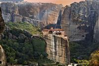 Manastirile de pe Meteora