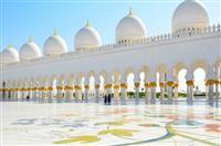 Moscheea Sheikh Zayed, Abu Dhabi