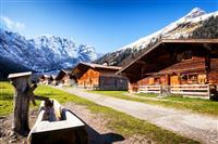 Muntii Karwendel