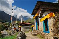 Nepal - casute