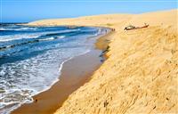 Plaja Barra de Valizas