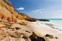 Saint Martin - Cupecoy Beach