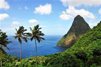 St Lucia - Piton Petit