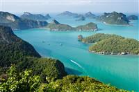 Excursie in Parcul National Marin Ang Thong