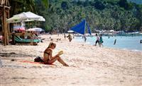 Boracay Mandarin Island - plaja