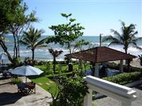 Restaurantul pe plaja