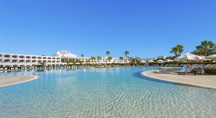 5* Holiday experience - Baron Resort Sharm El Sheikh