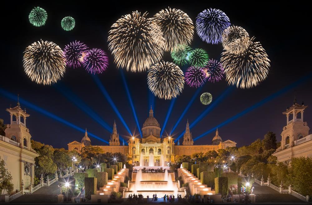 Imagini pentru barcelona revelion