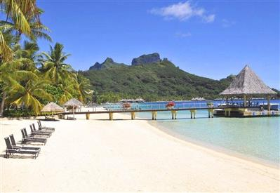 Intercontinental Bora Bora Le Moana Resort & Tahiti Pearl Beach Resort