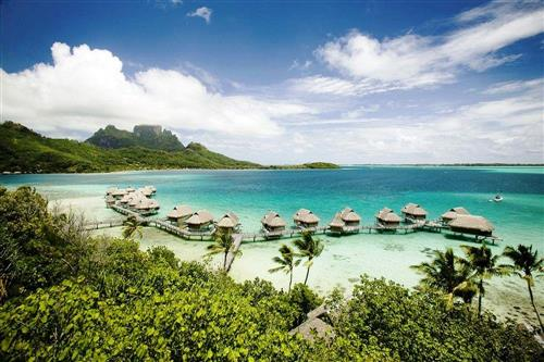 Sofitel Bora Bora Private Island & Tahiti Pearl Beach Resort
